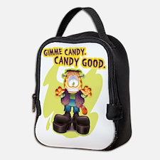 Garfield Gimme Candy Neoprene Lunch Bag