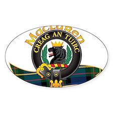 Clan MacLaren Decal
