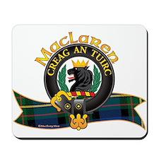 Clan MacLaren Mousepad