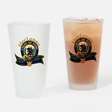 Clan MacLaren Drinking Glass