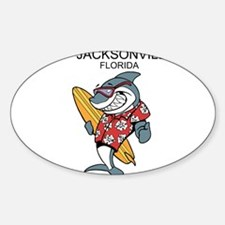 Jacksonville, Florida Decal