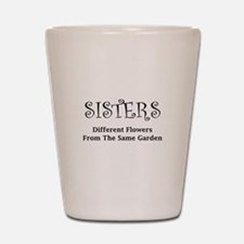 Sisters Garden Shot Glass