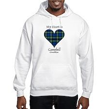 Heart - Campbell of Breadalbane Hoodie