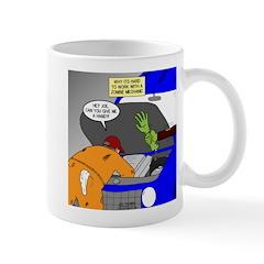Zombie Mechanic Jokes Mug