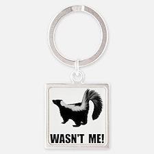 Skunk Wasnt Me Keychains