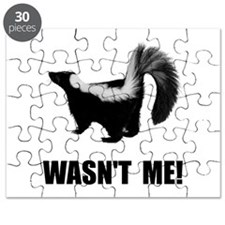 Skunk Wasnt Me Puzzle