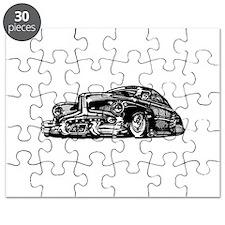50s Lowrider Hot Rod Puzzle