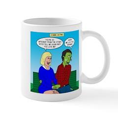 Zombie Dating Mug