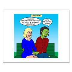 Zombie Dating Posters
