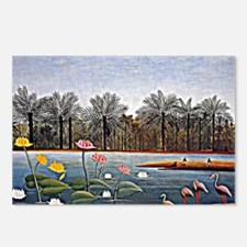 Henri Rousseau - The Flam Postcards (Package of 8)