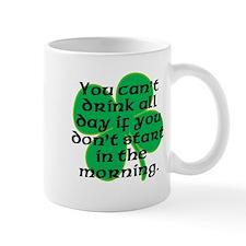 Start In the Morning Mugs