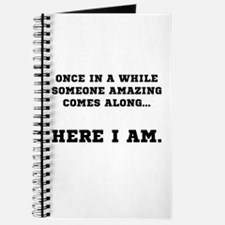 Someone Amazing Journal