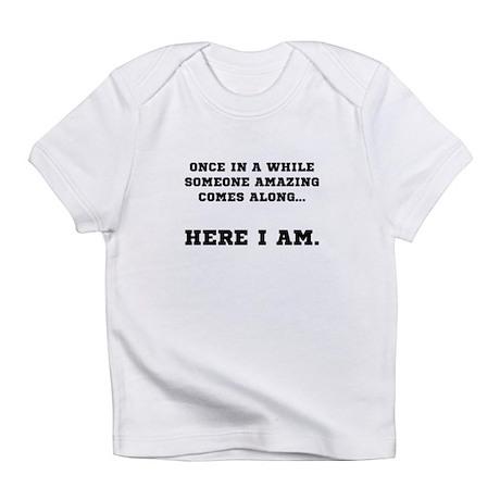 Someone Amazing Infant T-Shirt