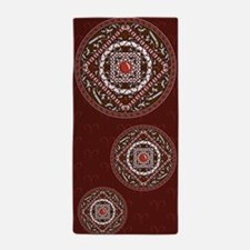 Aries Beach Towel