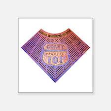 Coast Hwy 101 Sticker