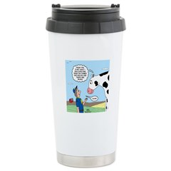 Scout Meets Cow Travel Mug