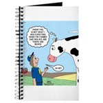Scout Meets Cow Journal