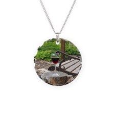 RELAX AND ENJOY Necklace