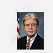 Tom Coburn, Republican US Senator Greeting Cards