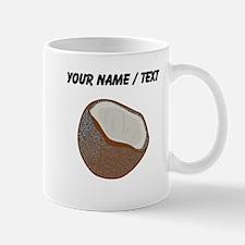 Custom Coconut Shell Mugs