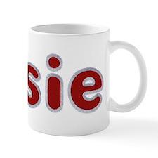 Josie Santa Fur Mugs