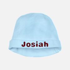 Josiah Santa Fur baby hat
