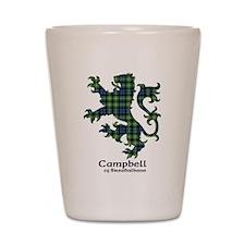 Lion - Campbell of Breadalbane Shot Glass