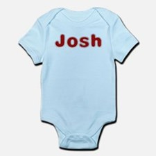 Josh Santa Fur Body Suit