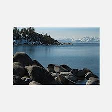 North Lake Tahoe, Incline Village Rectangle Magnet