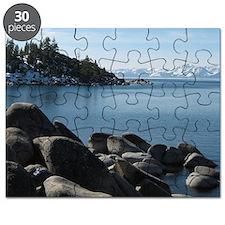 North Lake Tahoe, Incline Village Puzzle