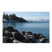 North Lake Tahoe, Incline Postcards (Package of 8)