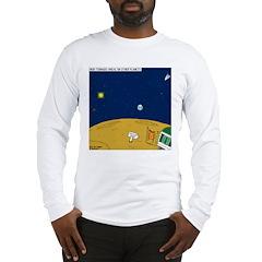 Tornado Defense System Long Sleeve T-Shirt