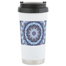 Hippy Pattern Travel Mug