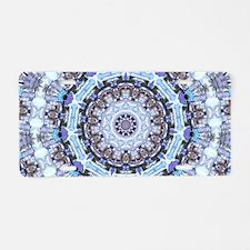 Hippy Pattern Aluminum License Plate