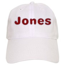 Jones Santa Fur Baseball Baseball Cap