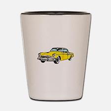 50s Studebaker Shot Glass