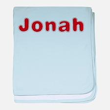 Jonah Santa Fur baby blanket