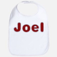 Joel Santa Fur Bib