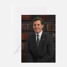 Jim DeMint, Republican US Senator Greeting Cards