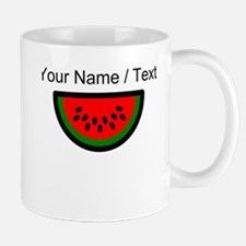 Custom Watermelon Mugs