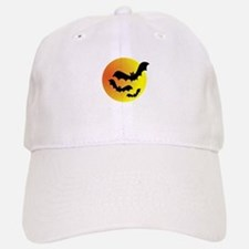 Bat Silhouettes Baseball Hat