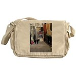 A Taste Of Seattle Messenger Bag