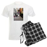 A Taste Of Seattle Men's Light Pajamas
