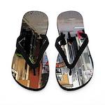 A Taste Of Seattle Flip Flops