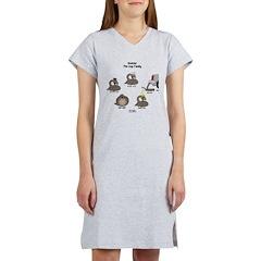 Asp Family Women's Nightshirt