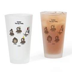 Asp Family Drinking Glass