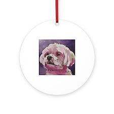 Sohpie Round Ornament
