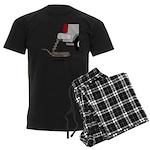 Jack Asp Men's Dark Pajamas