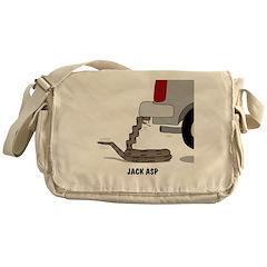 Jack Asp Messenger Bag