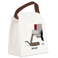 Jack Asp Canvas Lunch Bag